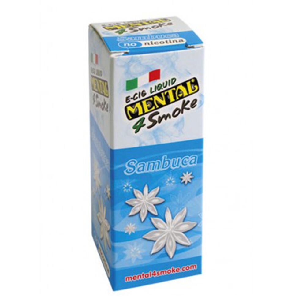 Sambuca 10ml 0mg/ml - Liquidi