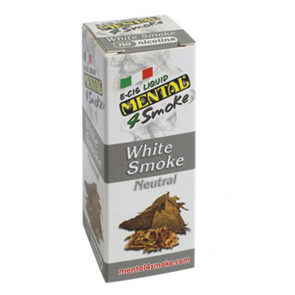 White Smoke 10ml 0mg/ml - Liquidi