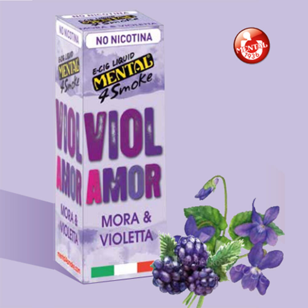 VIOLAMOR 10ml 0mg/ml - Liquidi