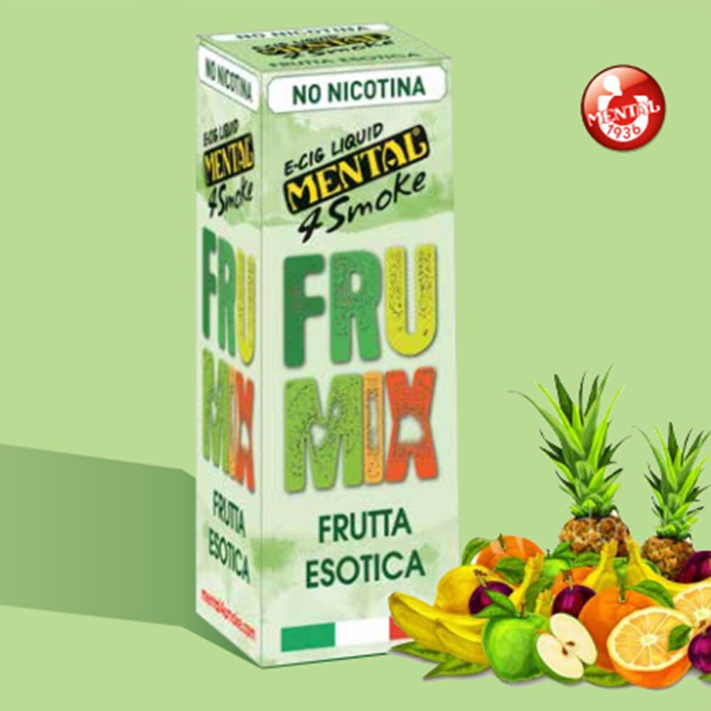 FRUMIX 10ml 0mg/ml - Liquids